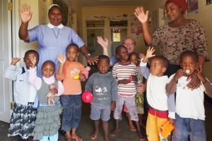 Schwesternschaft in Tanzania