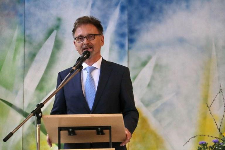 Neuer diako-Rektor Jens Colditz wird offiziell in sein Amt eingeführt